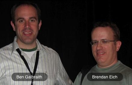 Ben and Brendan