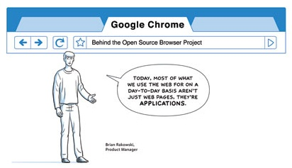 The Chrome Comic