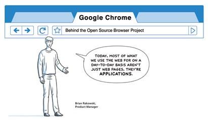 The Chrome Comic