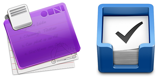OmniFocus and Things