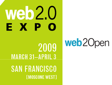 Web 2.0 Expo and web2Open