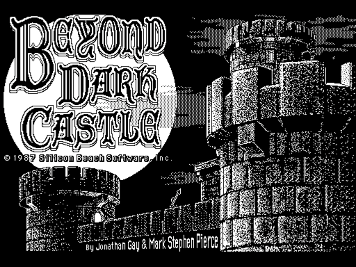 Beyond Dark Castle